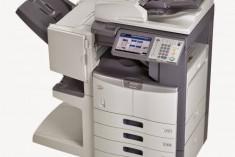 Các loại máy photocopy Toshiba chất lượng